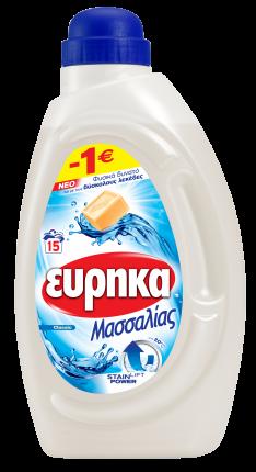 ΕΥΡΗΚΑ ΜΑΣΣΑΛΙΑΣ ΥΓΡΟ ΑΠΟΡ/ΚΟ 900ML -1€