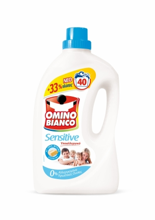 OMINO BIANCO SENSITIVE 6x2000ML AISE