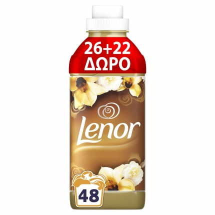 LENOR GOLD ORCHID 8X(26+22MZ ΔΩΡΟ)