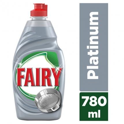 Fairy Platinum Original υγρό πιάτων 780ml