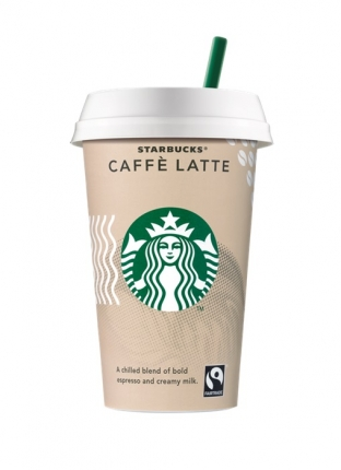 STARBUCKS ΡΟΦ. ΓΑΛΑ ΜΕ ΚΑΦΕ SEATTLE LATTE 220 ml NEW