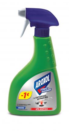 ΕΥΡΗΚΑ AROXOL ΜΕC INSTANT 400ML -1€ !