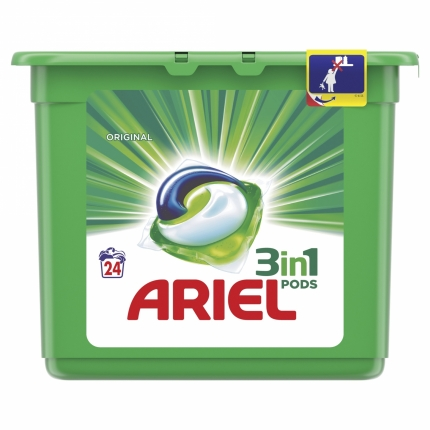 ARIEL PODS 3in1 ORIGINAL 3X24TMX