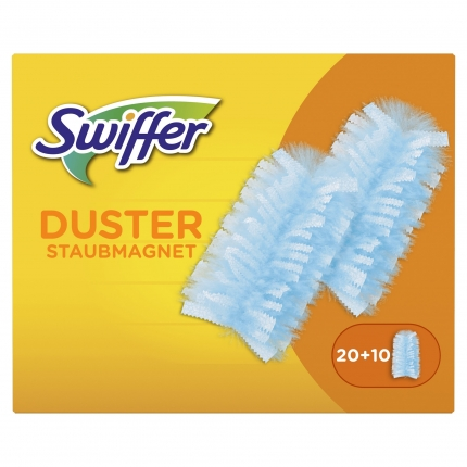 SWIFFER DUSTER ANTAΛ.ΞΕΣΚ. 3X(20+10 ΤΕΜ.ΔΩΡΟ)