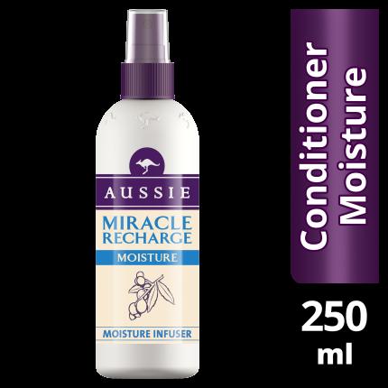 Aussie Spray Miracle Recharge Moisture 250ml