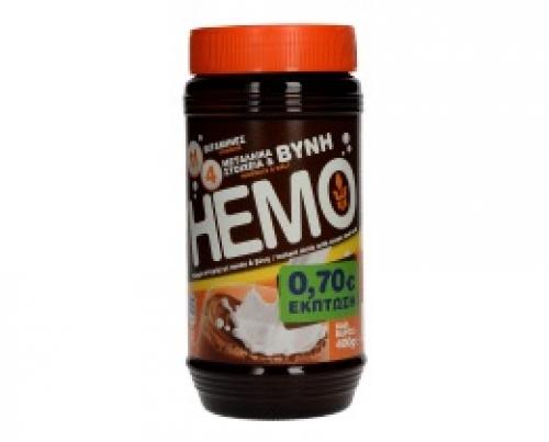 HEMO ΒΑΖΟ 400gr -0,70€