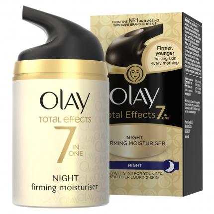 Olay Total Effects Αντιγηραντική Κρέμα Νύχτας 50ml