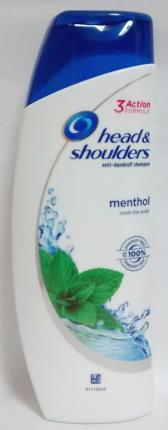 Head & Shoulders Cool Menthol Σαμπουάν 200ml