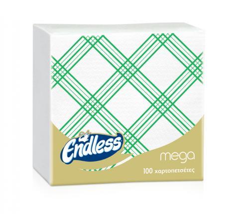 ENDLESS MEGA Χ/Π ΚΑΡΩ ΠΡΑΣ. 100 ΦΥΛΛΑ