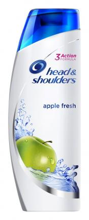 Head & Shoulders Σαμπουάν Apple Fresh 360ml