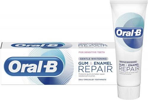 ORAL-B PASTE GUM&ENAMEL ORIGINAL 12X75ML