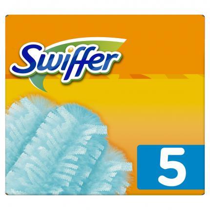 SWIFFER DUSTERS 5X(5 ΑΝΤ.ΞΕΣΚ)