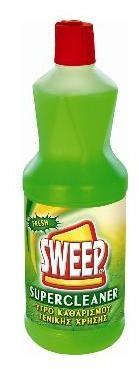 SWEEP SUPERCLEANER ΜΕ ΑΡΩΜΑ ΦΡΕΣΚΑΔΑΣ 950ML