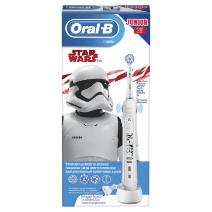 ORAL-B JUNIOR HBOX STARWARS 6X1