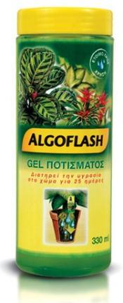 ΕΥΡΗΚΑ ALGOFLASH GEL ΠΟΤΙΣΜΑΤΟΣ 330ml
