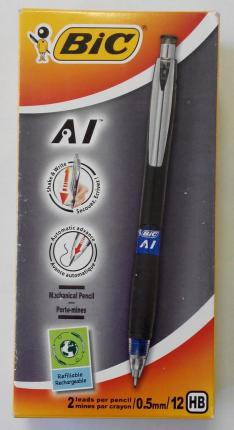 BIC ΜΗΧANIKO ΜΟΛYBI AI SHAKE AUTO ADVANCE MP0.5 BOX12