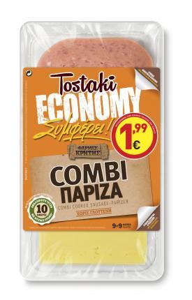CRETA FARMS TOSTAKI ECONOM COMBI ΠΑΡΙZA 1.99€ 360gr