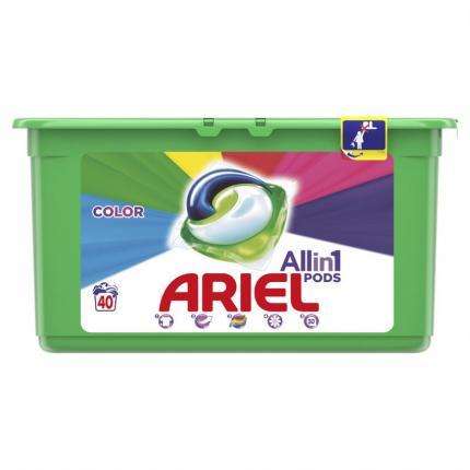 ARIEL PODS Allin1 COLOR 3X40
