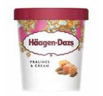 Haagen - Dazs Minicups Pralines & Cream 100ml