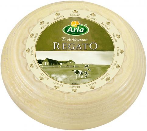Arla Αυθεντικό Regato ~2,5kg (Τιμή κιλού)