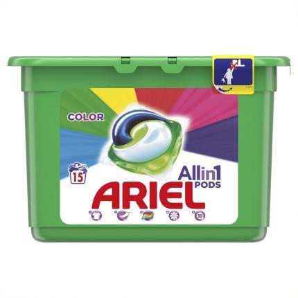 ARIEL PODS Allin1 COLOR 6X15