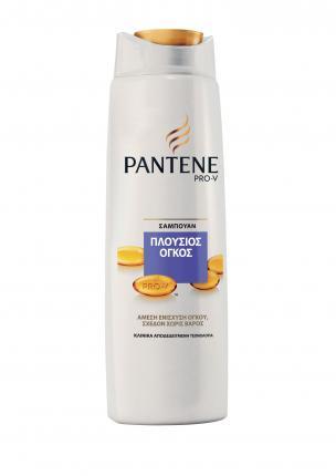 Pantene Σαμπουάν Πλούσιος Όγκος για μαλλιά με λεπτή τρίχα 360ml
