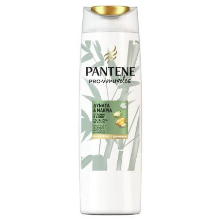 PANTENE ΣΑΜΠ BAMBOO STRONG&LONG 6X300ML