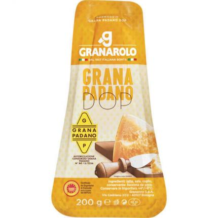 GRANAROLO GRANA PADANO ΚΟΜΜΑΤΙ 8x200γρ (Ψ)