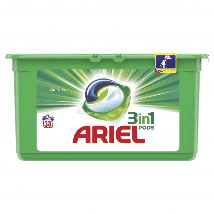 ARIEL PODS 3in1 REGULAR 3X38TMX