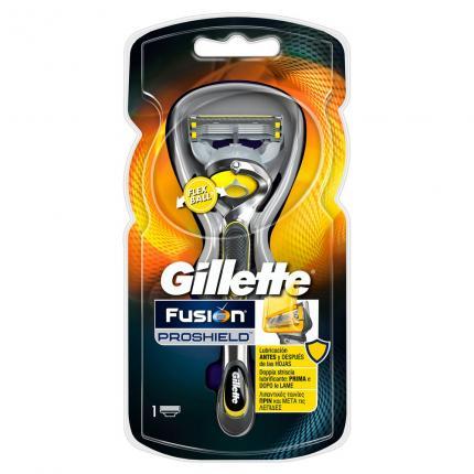 Gillette Fusion Proshield Ξυριστική Μηχανή Με Τεχνολογία Flexball(Μηχ.+1 αντ.)