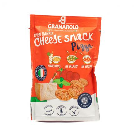 GRANAROLO CHEESE SNACK PIZZA 12x24γρ (Ψ)
