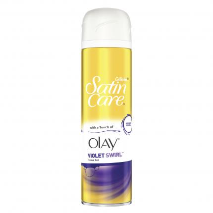 Satin Gel Touch of Olay Violet  200ML