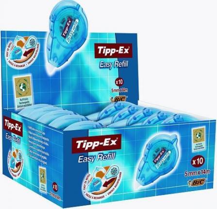 BIC ΔΙΟΡΘΩΤΙΚΗ ΤΑΙΝΙΑ EASY REFILL BOX 10