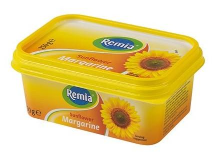 REMIA SUNFLOWER ΜΑΡΓΑΡΙΝΗ /ΚΥΠΕΛΛΟ 24x250G (Ψ)