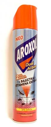 AROXOL DUAL ACTION 300ML