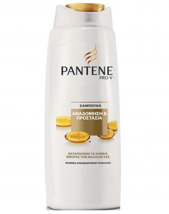 Pantene Pro-V Σαμπουάν Αναδόμησης 600ml