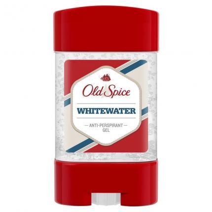 Old Spice Whitewater Αντιιδρωτικό & Αποσμητικό Gel για Άντρες 70ml