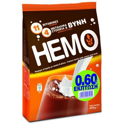 HEMO 400gr ΣΑΚΟΥΛΑ -0.60€