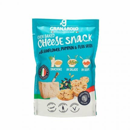 GRANAROLO CHEESE SNACK MIX SEEDS 12x24γρ (Ψ)