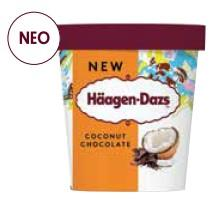H-DAZS COCONUT CHOCOLATE 8x460ML