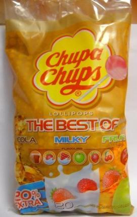 CHUPA CHUPS BAG (120τμχ.)