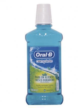 ORAL-B ΣΤΟΜ. Δ/ΜΑ COMPLETE 500ml