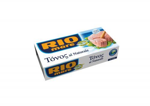 Rio Mare Τόνος Al Naturale 2x160gr !