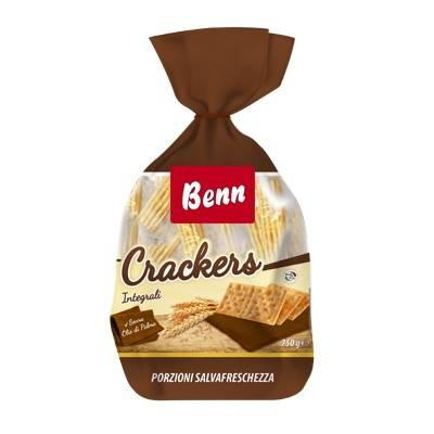 BENN CRACKERS ΟΛΙΚΗΣ 8x750GR