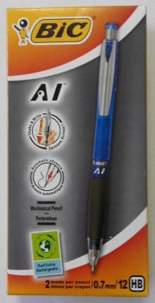 BIC ΜΗΧΑΝΙΚΟ ΜΟΛΥΒΙ AI SHAKE AUTO ADVANCE MP0.7 BOX12
